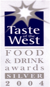silver Taste  of the West Award 2004