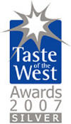Taste of the West Silver Award for 2007